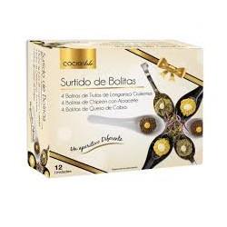 SURTIDO BOLITAS (12 UN)